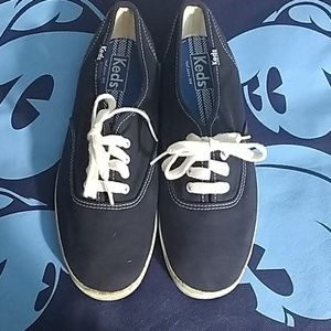 Blue Keds Sneakers Size 8